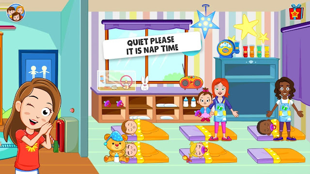 My Town : Daycare Free