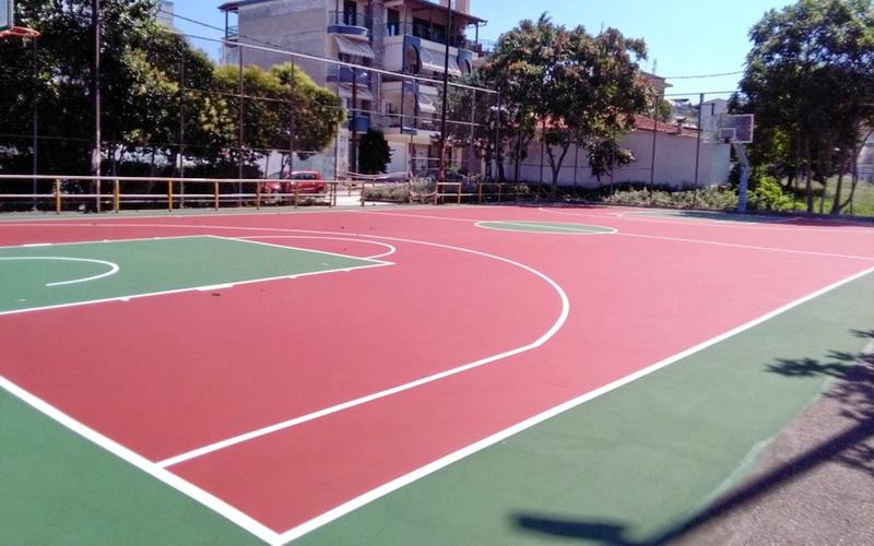 Ξεκινούν άμεσα εργασίες για την ανακατασκευή ανοικτών γηπέδων μπάσκετ στην Αλεξανδρούπολη