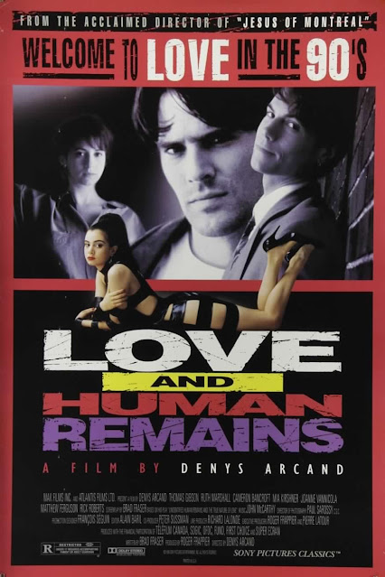 Love and Human Remains | PELICULA | CineyCortosGay.com