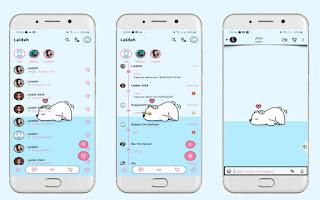 Cute Animal Theme For YOWhatsApp & Delta WhatsApp By Leidiane