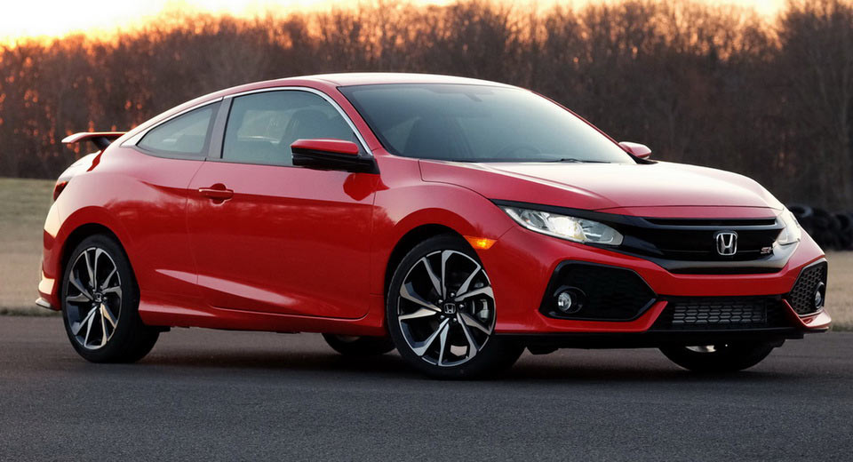 Honda Explains Why the 2017 Civic Si Has Only 205 HP