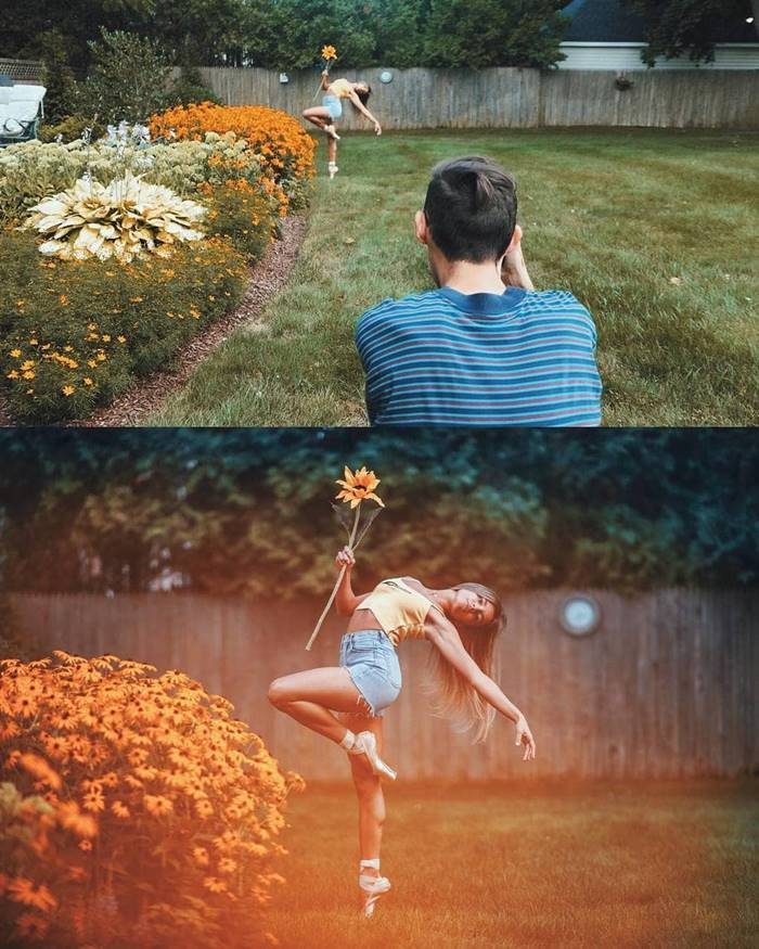 Brandon Woelfel is a talented photographer from New York who takes great photos using various sources of light. Brandon was born in Long Island and graduated from the University of Fine Arts with a degree in computer graphics.
