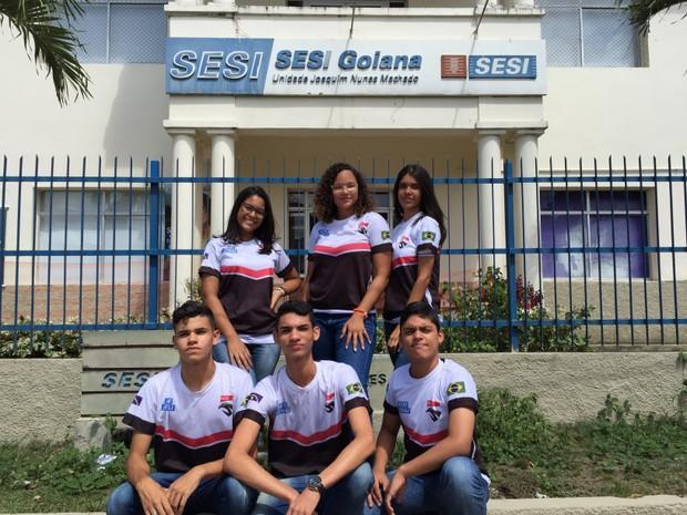 Estudantes pernambucanos concorrem a prêmio da Fórmula 1