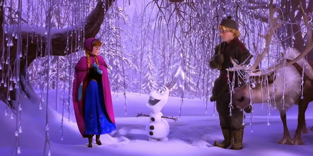 Filme: Frozen - Uma Aventura Congelante (2013)