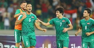موعد مباراة العراق وهونج كونج فى تصفيات كأس العالم 2022