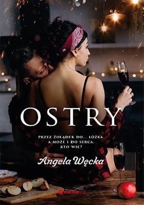 """""""Ostry"""" Angela Węcka"""