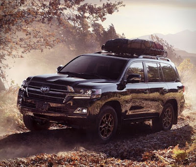 2021 Toyota Land Cruiser Heritage Edition Review