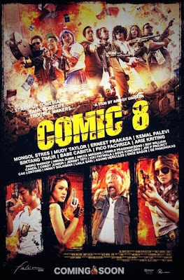 Download Film Comic 8 DVDRip