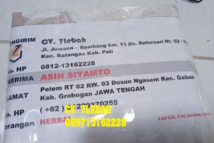 ASIH SIYAMTO -  JAWA TENGAH ( Kamis, 17 September 2020 )