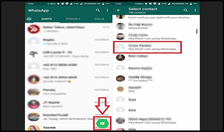 Cara Menghapus Kontak Whatsapp Permanen Mudah Cepat
