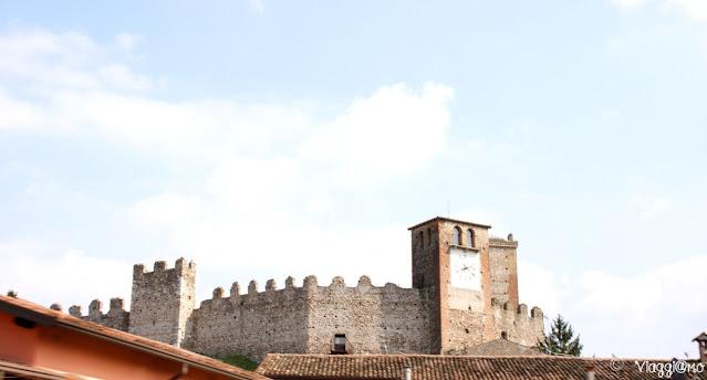 Torri e Cinta muraria del Castello di Monzambano