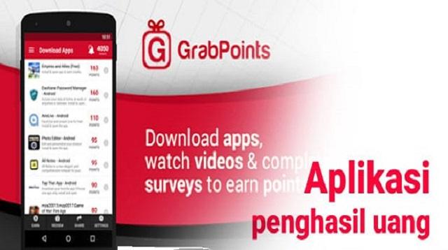 Grab Points APK