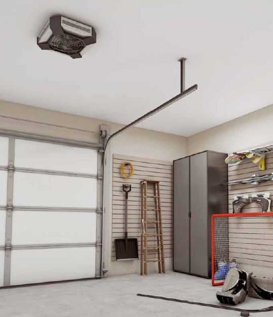 Eb Horsman Product Profile Stelpro S Newest Garage Heater The Spider