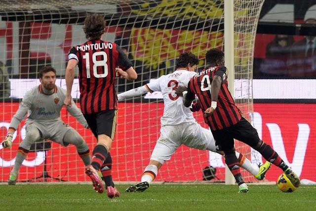 Roma vs AC Milan