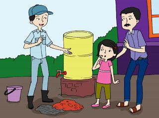 Selamat Datang, Air Bersih! www.simplenews.me
