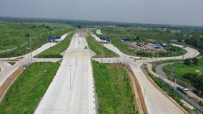 CALAX Silang East Interchange now open