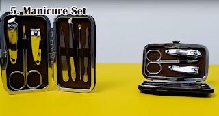 Manicure Set merupakan salah satu rekomendasi souvenir spesial di hari kartini
