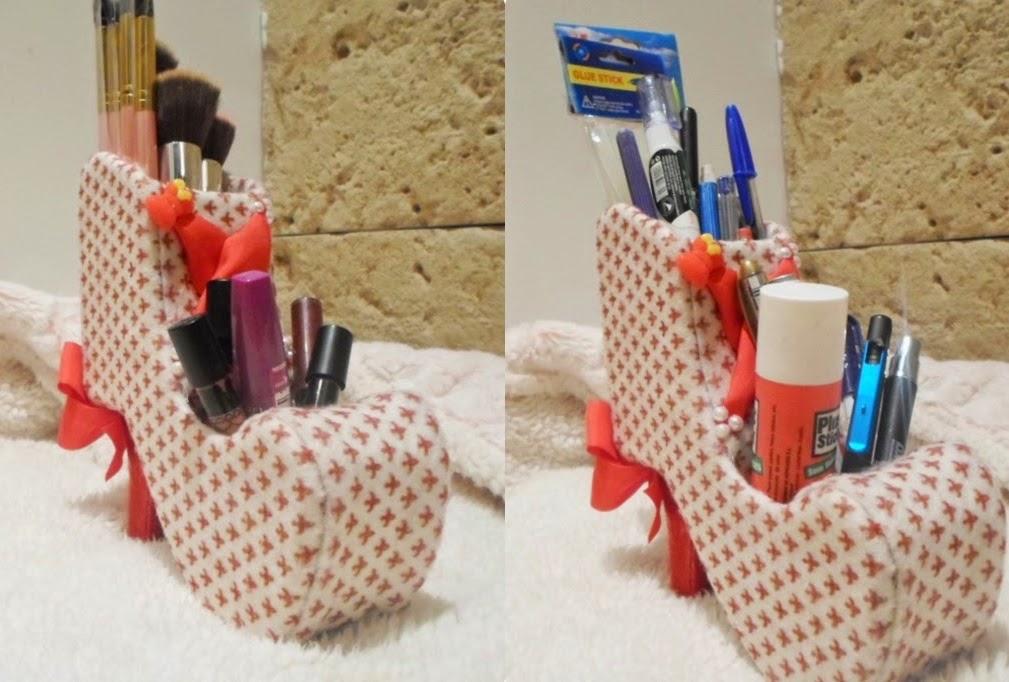 Adornos Con Cosas Recicladas Bote Cd Avec Btonnais De Popsickle - Reciclar-cosas-para-decorar