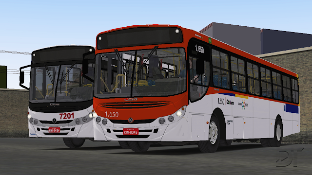 OMSI 2 - Caio Apache VIP II SC MB e VW