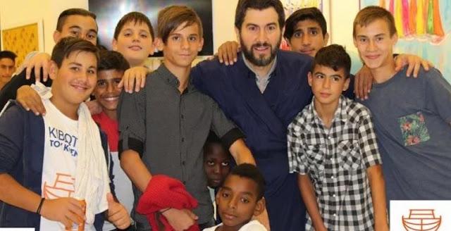 Η Άρτα υποδέχεται τα παιδιά από την Κιβωτό του Κόσμου της Πωγωνιανής Ιωαννίνων