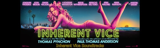inherent vice soundtracks