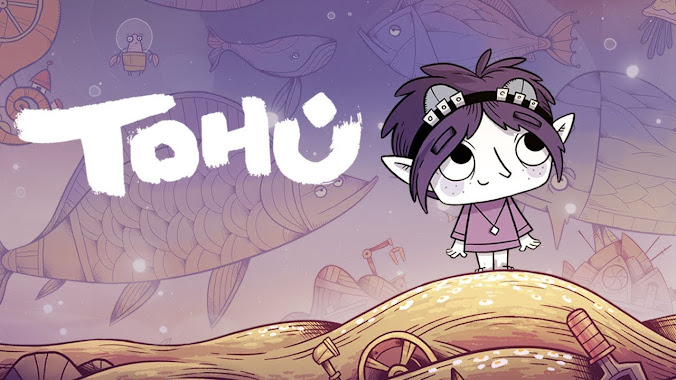 TOHU Game Review - A Soothing and Colorful Point'n Click