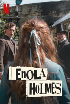 Enola Holmes Torrent – WEB-DL 720p/1080p Dual Áudio