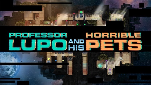 Professor Lupo & His Horrible Pets Review