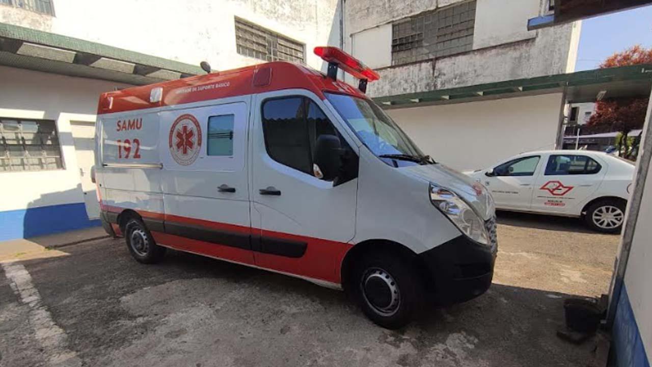 Prefeitura de Botucatu adquire nova ambulância para o SAMU 192