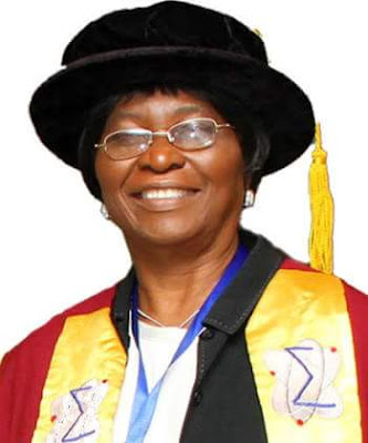 WHO IS THE 9th PRESIDENT OF THE NIGERIAN ACADEMY OF ENGINEERING - ENGR. MRS. J. O. MADUKA, FNSE, MFR ?