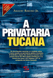A Privataria Tucana mobi - Amaury Ribeiro Jr