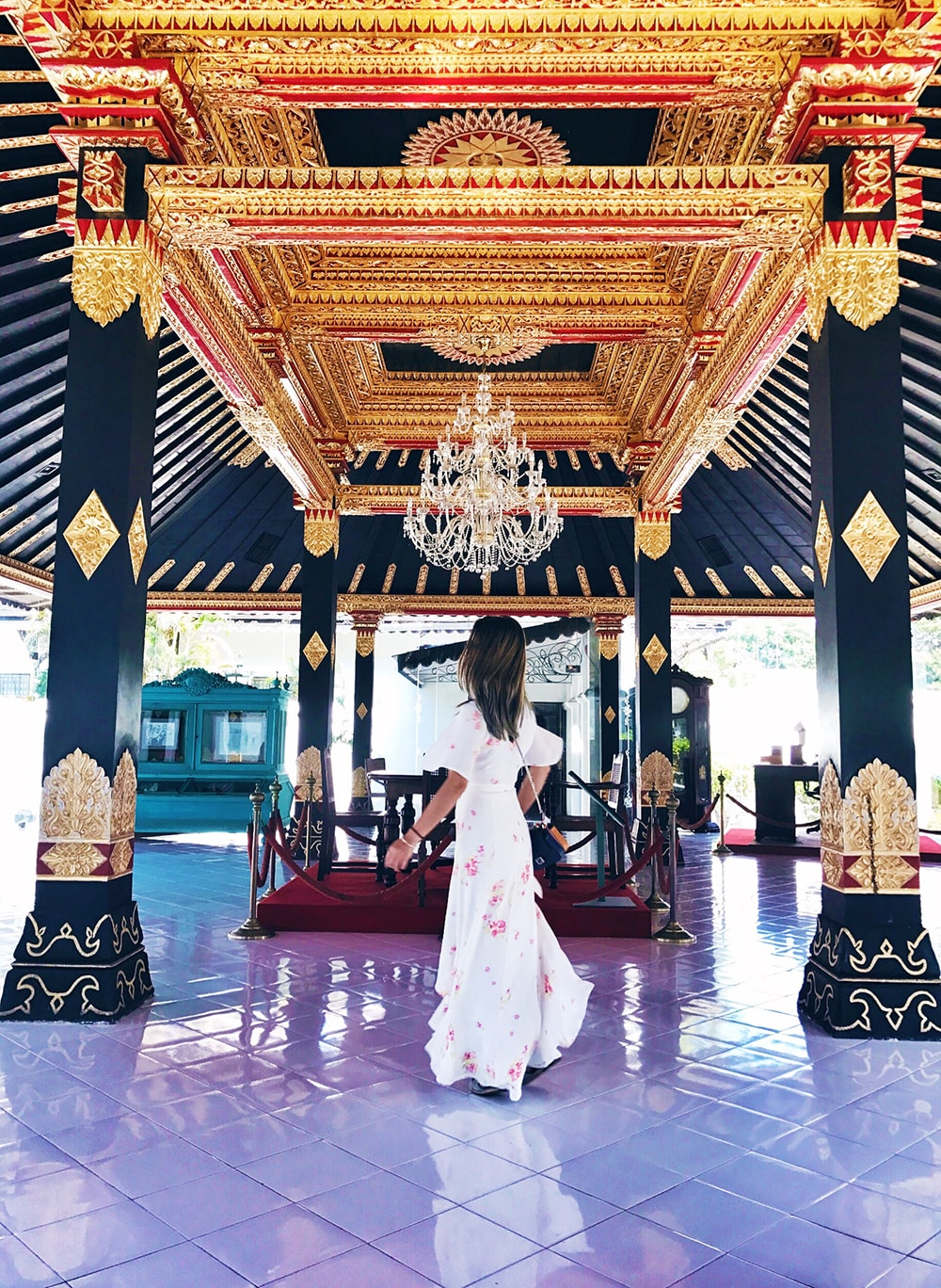 Crystal Phuong- What to do in Yogyakarta- Kraton royal palace