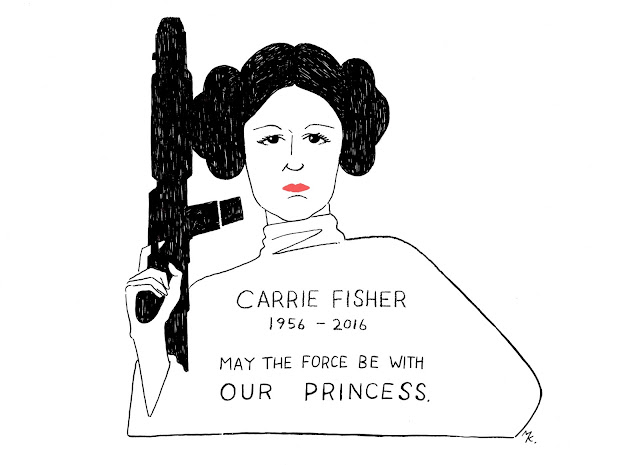 May The Force Be With Our Princess