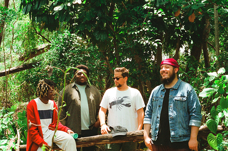 "Seafoam Walls and the trippy hybrid psych rock, jazz, funk rainbow of ""Dependency"""