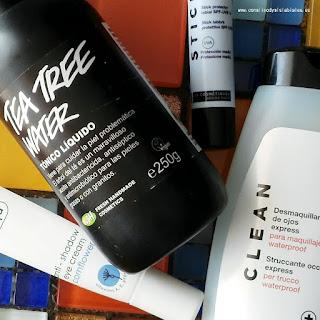 Ziaja Lush Les Cosmetiques Productos Terminados