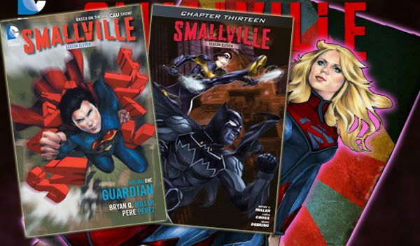 Cómics Smallville season eleven