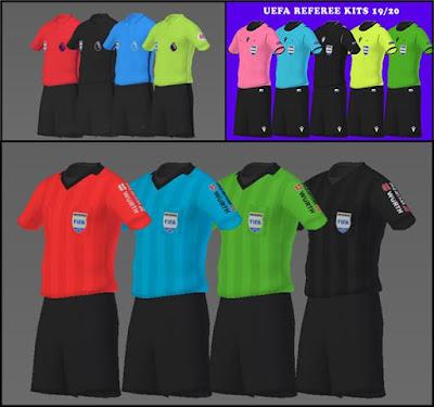 Referee Pack Kits Server V6.5 AIO