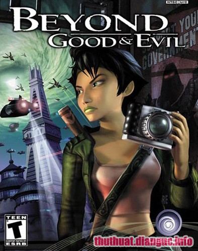 tie-smallDownload Game Beyond Good & EviL Full crack