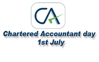 Chattered Accountant Day(India)