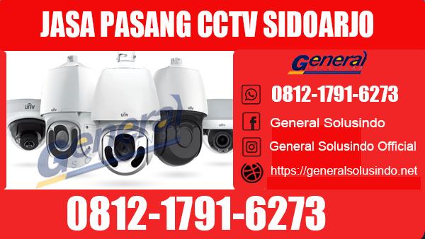 Jasa Pasang CCTV Tulangan Sidoarjo