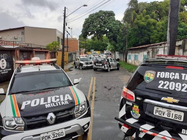 Greve de militares já atinge 36 cidades e Polícia Civil substitui PM no policiamento