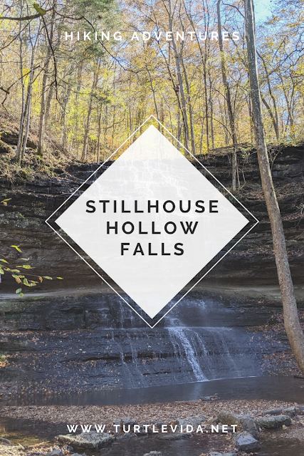 Hiking Adventures: Stillhouse Hollow Falls | www.turtlevida.net