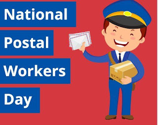 National Postal Worker Day,