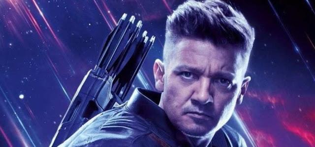'Vingadores: Ultimato': Arte Conceitual revela visual alternativo para o Ronin, de Jeremy Renner