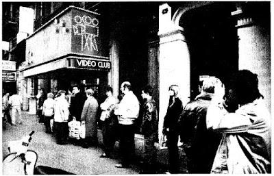 la crisis de los videoclubs, beta, vhs