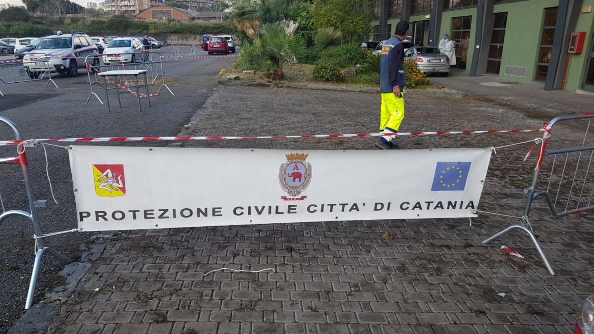 ex mercato ortofrutticolo di Catania