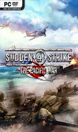Sudden Strike 4 The Pacific War - Sudden Strike 4 The Pacific War-HOODLUM