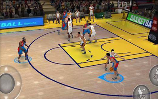 American Basketball Playoffs Android