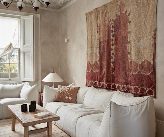 A serene London townhouse by  Retrouvius Design Studio
