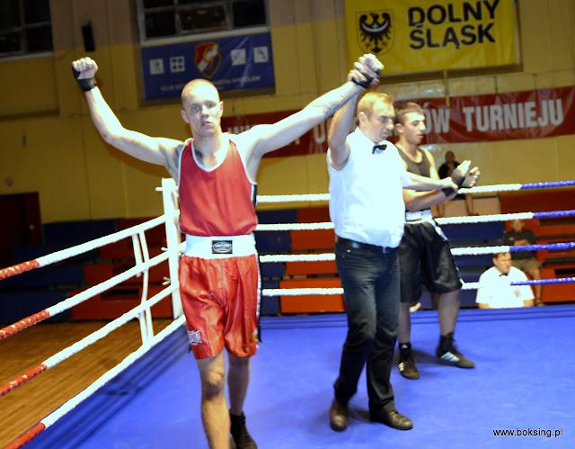 Filip Fijałkowski Bajor, sport, Zielona Góra, boks, Wrocław, Memoriał Olechów, trening,